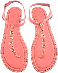 0ecf2e69e75b Women s Pink Sandals - Up to 90% off at Tradesy