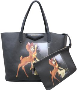 Givenchy Podium Antigona Calfskin Tote in Black