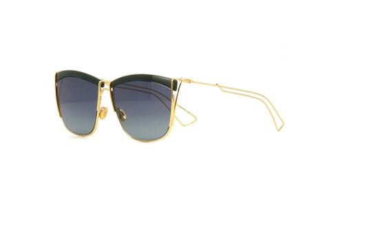 c5c7448ff54 Dior Gold Greene Christian So Electric 26h Hd Sunglasses - Tradesy