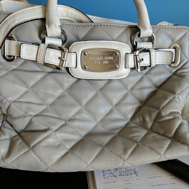 Michael Kors Quilted Leather Cross Body Bag Michael Kors Quilted Leather Cross Body Bag Image 1