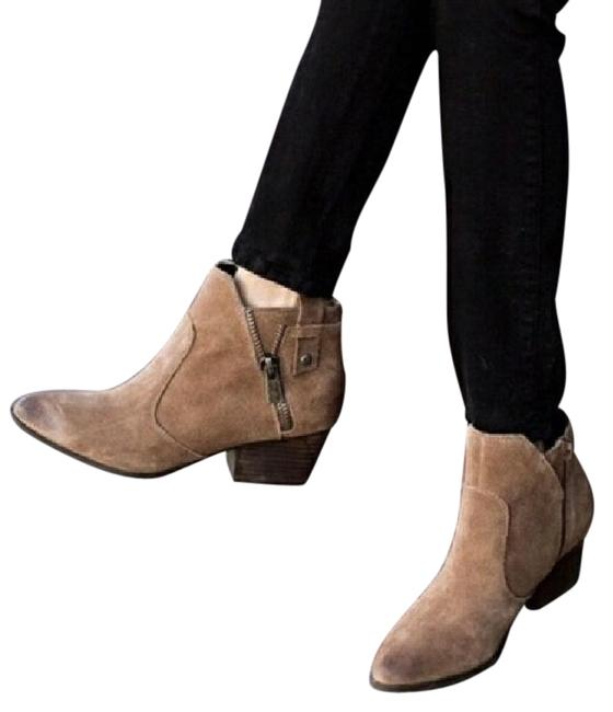 """Crown Vintage Light """"Larin"""" Ankle Boots/Booties Size US 7 Regular (M, B) Crown Vintage Light """"Larin"""" Ankle Boots/Booties Size US 7 Regular (M, B) Image 1"""