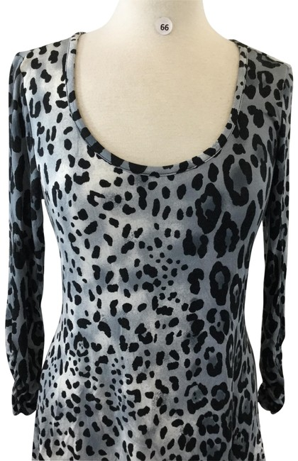 Grace Elements Black Blouse Size 4 (S) Grace Elements Black Blouse Size 4 (S) Image 1