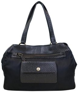Prada Nylon Front Pocket Shoulder Bag