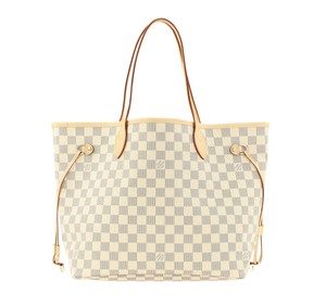 Louis Vuitton Neverfull Mm Damier Tote in Multicolor