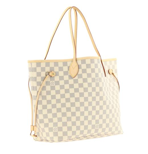 Louis Vuitton Neverfull Mm Damier Tote in Multicolor Image 1