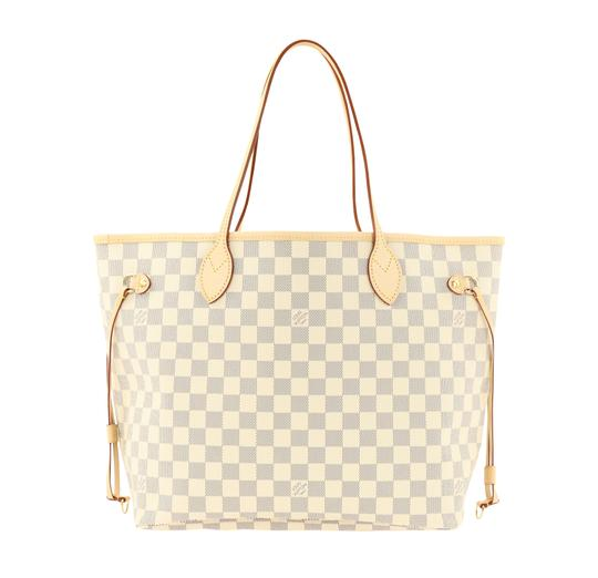 Louis Vuitton Neverfull Mm Damier Tote in Multicolor Image 2
