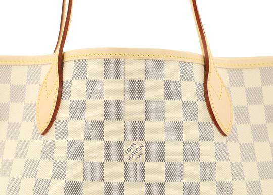Louis Vuitton Neverfull Mm Damier Tote in Multicolor Image 3