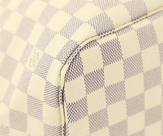 Louis Vuitton Neverfull Mm Damier Tote in Multicolor Image 4
