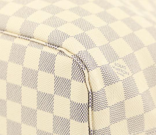 Louis Vuitton Neverfull Mm Damier Tote in Multicolor Image 6