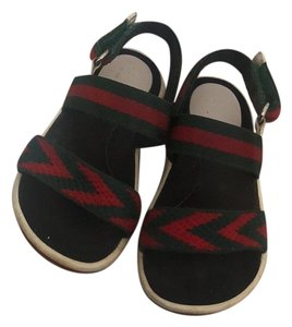 010d75272 Gucci green and red Sandals