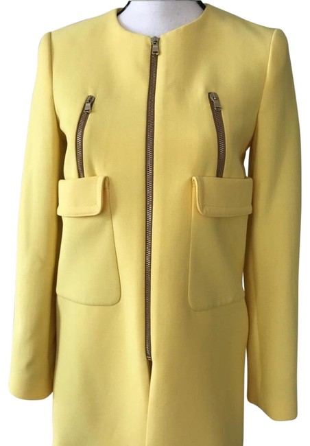 Item - Yellow 000 Coat Size 0 (XS)