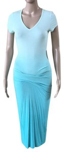 Young Fabulous & Broke short dress ombré mint/ turquoise on Tradesy