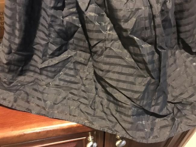 Banana Republic The Limited Flared New With Tags Mini Mini Skirt Navy blue Image 5