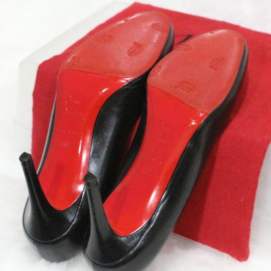 Christian Louboutin Black Pumps Image 2