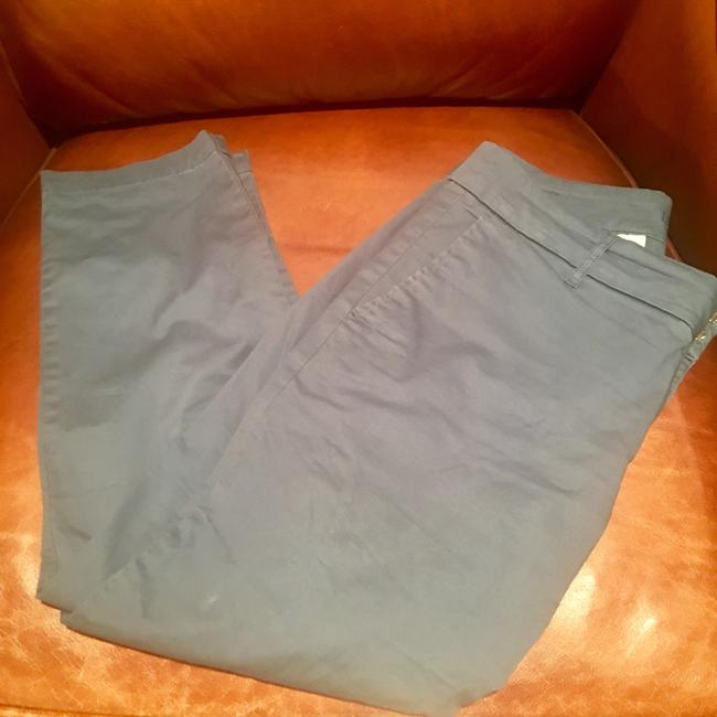 KUT from the Kloth Skinny Pants Teal Blue Image 1