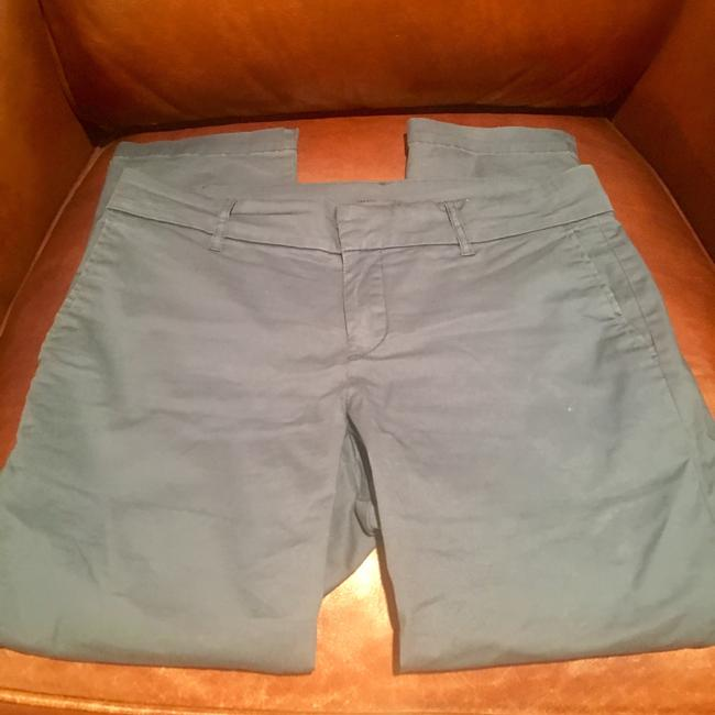 KUT from the Kloth Skinny Pants Teal Blue Image 2