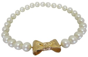 Kate Spade Kate Spade all wrapped up in pearls short necklace