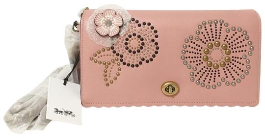 Preload https://img-static.tradesy.com/item/25110463/coach-dinky-with-rivets-peony-pink-leather-cross-body-bag-0-1-540-540.jpg