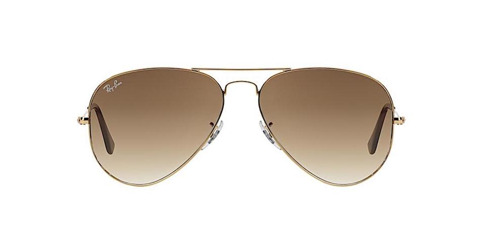 2958178e5bc4a Ray-Ban Gold Aviator Rb 3025 001 51 Free 3 Day Shipping   Classic Aviator  Sunglasses