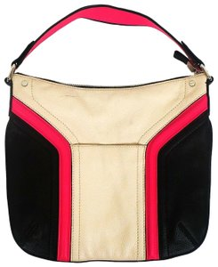 MILLY Leather Hobo Bag