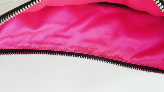MILLY Leather Hobo Bag Image 5
