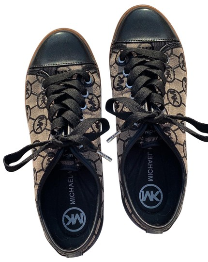 Preload https://img-static.tradesy.com/item/25110700/michael-michael-kors-jacquard-black-mk-city-sneaker-sneakers-size-us-8-regular-m-b-0-1-540-540.jpg