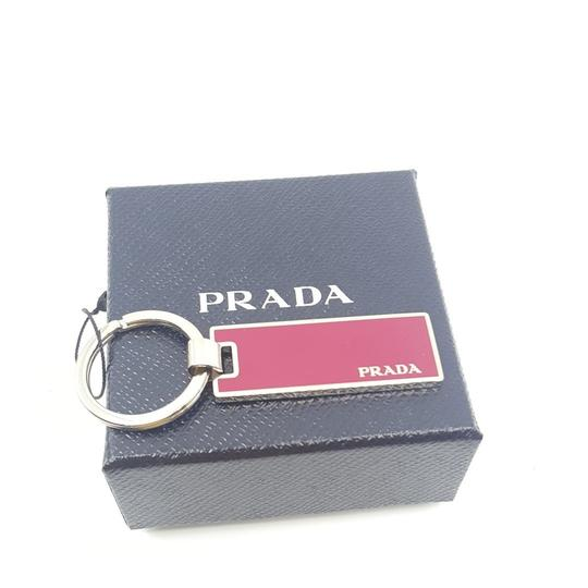Preload https://img-static.tradesy.com/item/25110707/prada-red-portachiavi-in-metallo-peonia-enameled-keychain-charm-2ps021-0-0-540-540.jpg