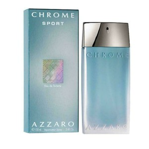 Azzaro CHROME AZZARO SPORT FOR MEN-EDT-3.4 OZ-100 ML-FRANCE