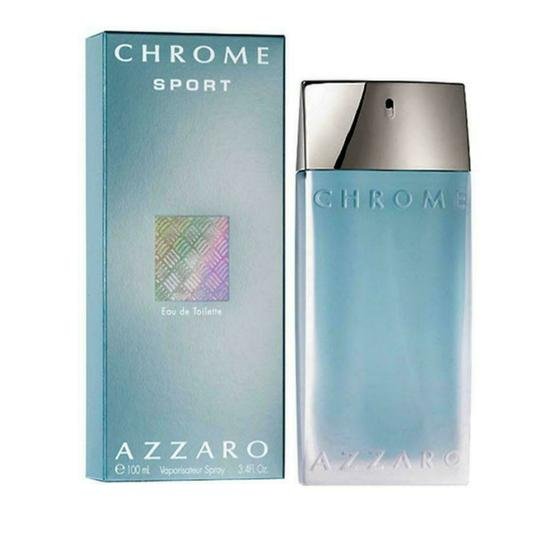 Azzaro CHROME AZZARO SPORT FOR MEN-EDT-3.4 OZ-100 ML-FRANCE Image 2