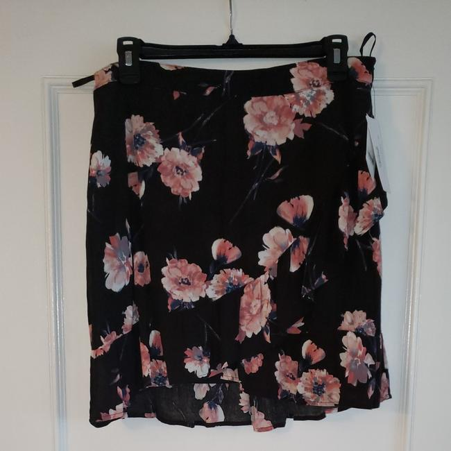 cotton candy LA Mini Skirt Black Image 1