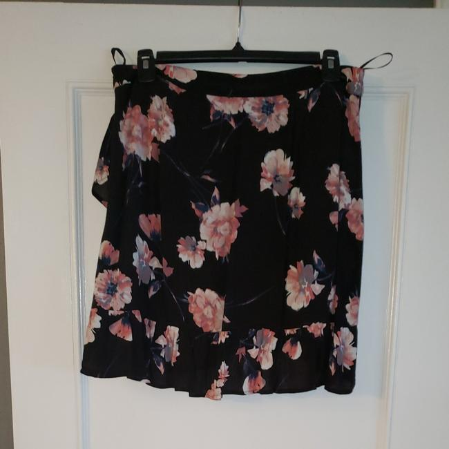 cotton candy LA Mini Skirt Black Image 2