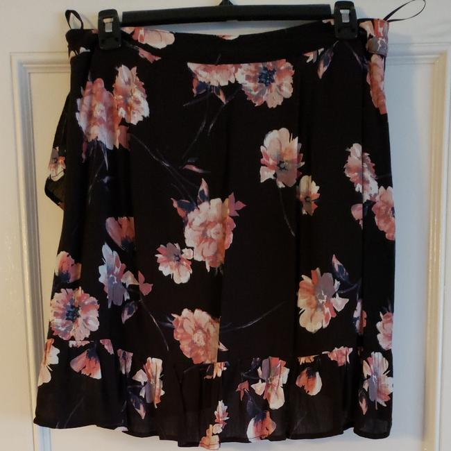 cotton candy LA Mini Skirt Black Image 3