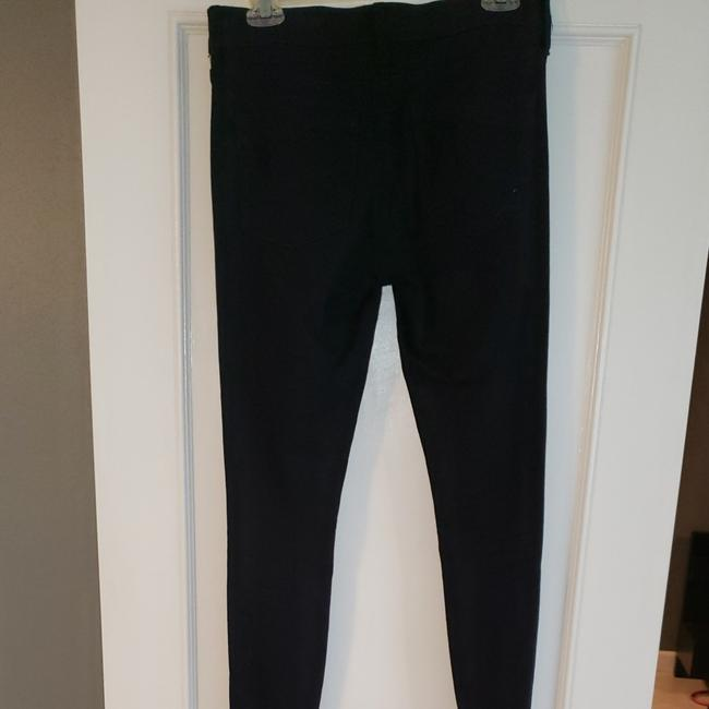 Express Skinny Jeans-Distressed Image 3