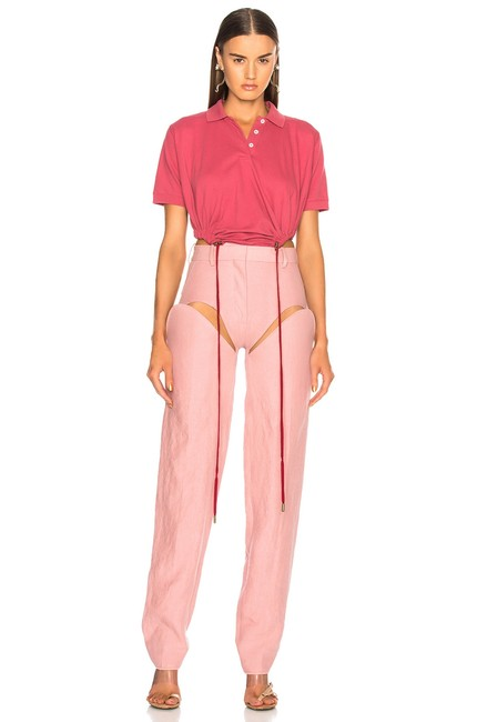 Y/Project Cut-out Gucci Chanel Trouser/Wide Leg Jeans Image 2