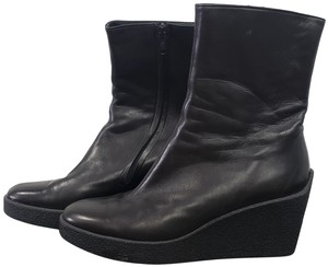 Robert Clergerie #boot #softblackleather #boot/Booties #wedgeboots black Boots