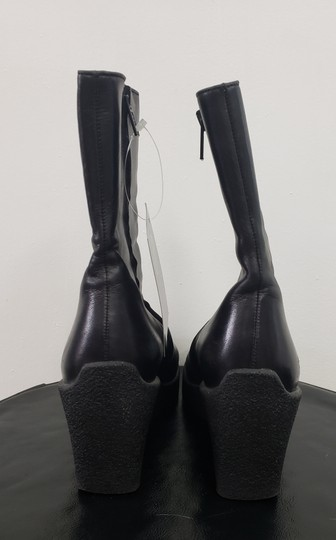 Robert Clergerie #boot #softblackleather #boot/Booties #wedgeboots black Boots Image 1