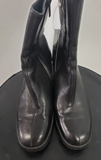 Robert Clergerie #boot #softblackleather #boot/Booties #wedgeboots black Boots Image 2
