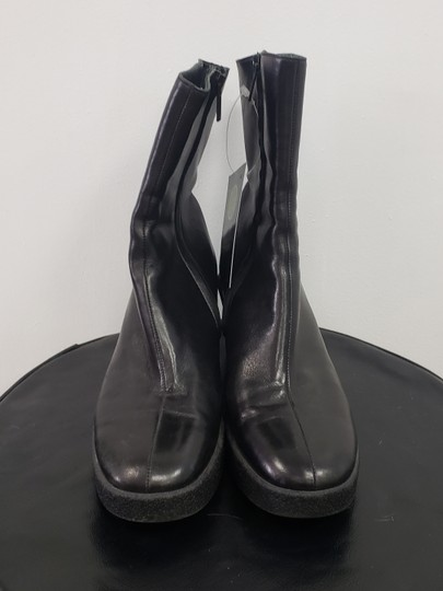 Robert Clergerie #boot #softblackleather #boot/Booties #wedgeboots black Boots Image 4