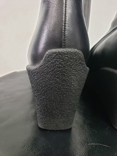 Robert Clergerie #boot #softblackleather #boot/Booties #wedgeboots black Boots Image 7