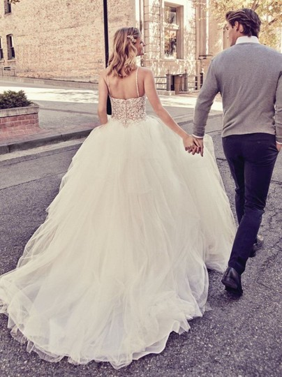 Preload https://img-static.tradesy.com/item/25111001/maggie-sottero-ivory-over-nude-with-pewter-accents-polyester-tulle-and-swarovski-crystals-shauna-tra-0-0-540-540.jpg