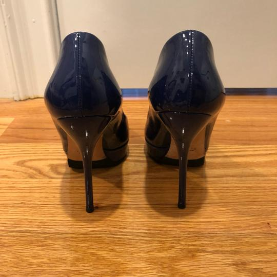Gucci Blue Pumps Image 2