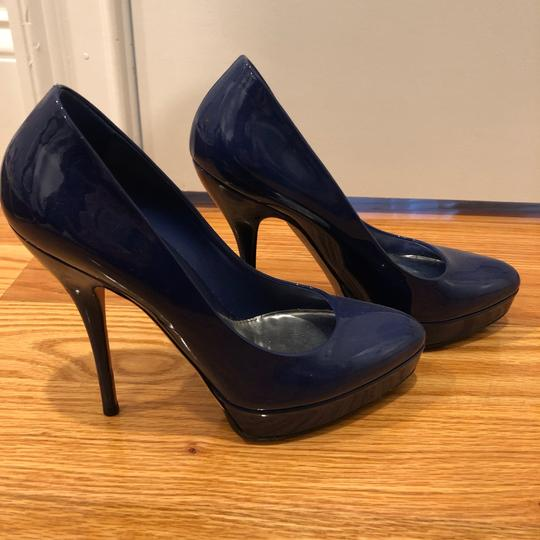 Gucci Blue Pumps Image 3