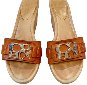 a0ec607ae387 Coach Sandals - Up to 70% off at Tradesy