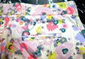 Boden Floral Turn-up Pockets Belt Loops Jonnie Mini/Short Shorts Multicolored Image 5