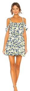 Privacy Please short dress floral on Tradesy