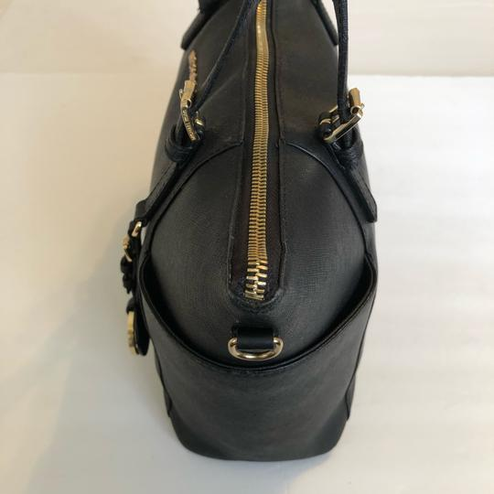 MICHAEL Michael Kors Satchel in black Image 2