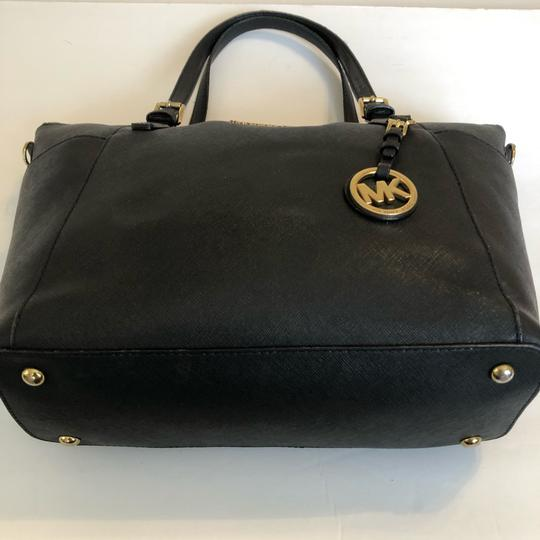 MICHAEL Michael Kors Satchel in black Image 5