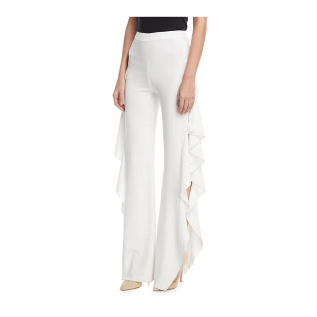 Alice + Olivia Straight Pants off-white Image 1