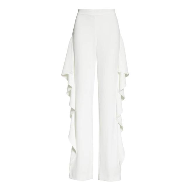 Alice + Olivia Straight Pants off-white Image 2