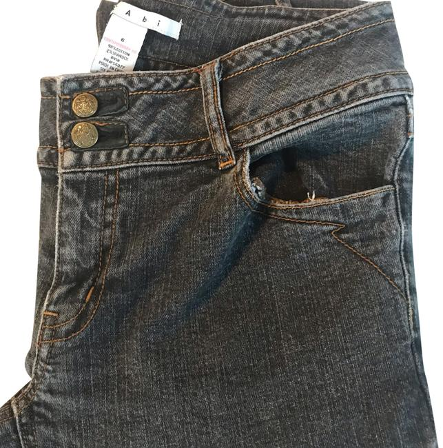 Item - Light Wash Black Medium Can't Contemporary Boot Cut Jeans Size 6 (S, 28)
